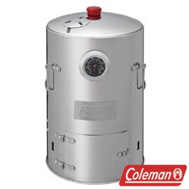 Coleman 不鏽鋼煙燻桶 CM-6987J 烤箱 煙燻 烤肉 碳烤