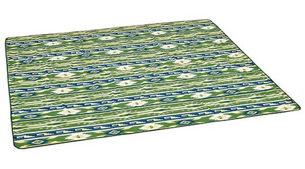 【鄉野情戶外專業】 Coleman |美國|  風格地毯(270)/帳蓬地墊 野餐墊/CM-23123M000