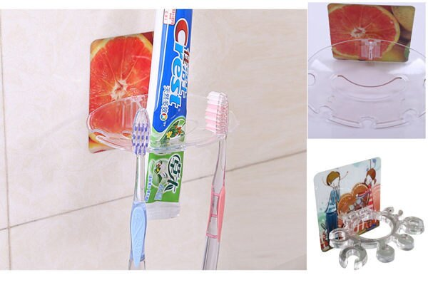 牙刷架-無痕牙刷架-1006-J2