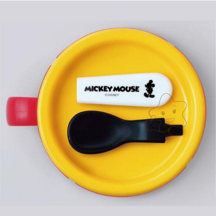 【大成婦嬰】日本超人氣 Disney 米奇、米妮副食品餐杯組 (1入) 附湯匙 1