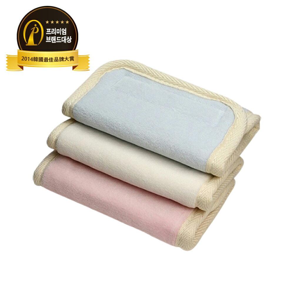 【安琪兒】 韓國【Pognae】100% 純.棉.口水巾(共3色) 0