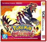 Pokemon:精靈寶可夢到任天堂 3DS POKEMON紅寶石