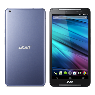 """ACER A1-724-Q8MH 7"""" 通話平板 ANDROID / MSM8916_LTE / 7"""" / 4G / 2M/5M"""