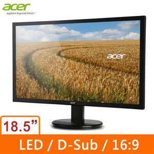 ACER K192HQL 18.5吋LED顯示器