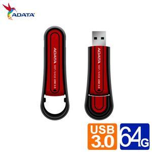 威剛 S107 32G防水防震USB3.0隨身碟 (紅/藍 兩色)