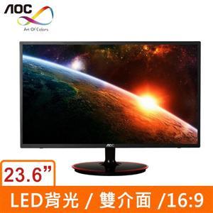 AOC M2461Fwh 23.6吋寬 LED液晶顯示器