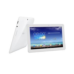 ASUS MEMO Pad ME102A-1A004A(16G/白)十吋平板電腦 (10.1吋/Cortex A9/DDRIII 1GB/EMMC 16GB/Android 4.2/前120萬後200萬)