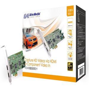 圓剛C027高畫質HDMI擷取卡