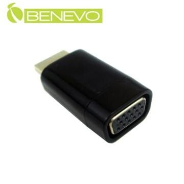 BENEVO UltraVideo 迷你型 HDMI轉VGA影像轉換器 ( BHDMI2VGA )