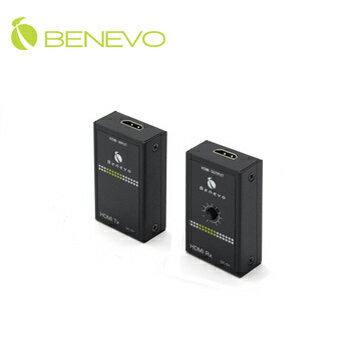 BENEVO BHE101 UltraExtender CatX 迷你 HDMI 長距離訊號延長器