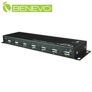 BENEVO UltraUSB工業級 7埠USB2.0集線器 ( BUH247 )