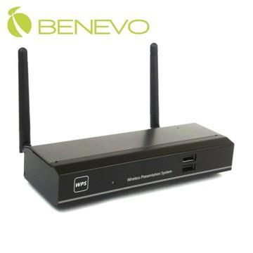 BENEVO 網路型HDMI/VGA影音簡報接收器 ( BWGA310 )