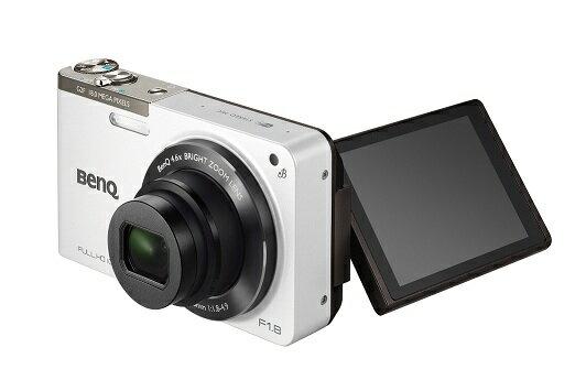 BenQ G2F 白色 數位相機