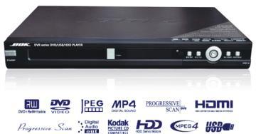 BOK (DVR-320G) HDMI / USB 320G 硬碟式DVD錄放影機