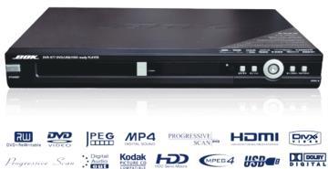 BOK (DVR-977) HDMI / USB / DIVX / MP4 DVD錄放影機