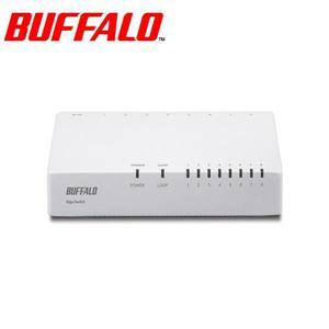 Buffalo LSW5-GT-8EP 8埠GIGA交換器