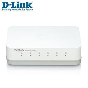 D-LINK DGS-1005A EEE節能桌上型網路交換器