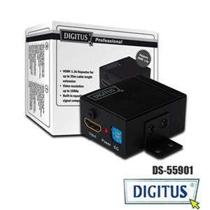 DIGITUS HDMI DS-55901 35公尺強波器