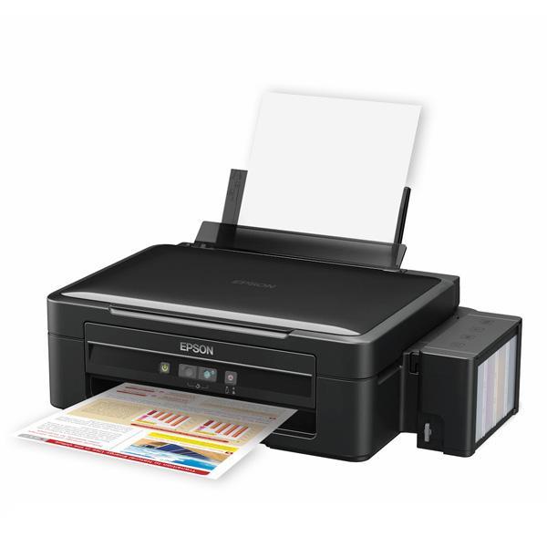 EPSON L350 原廠連續供墨印表機