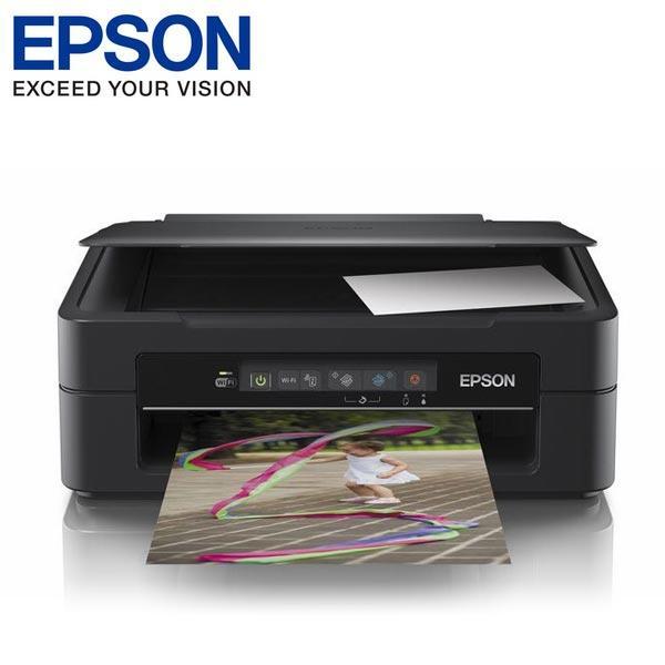 EPSON XP225 四合一Wifi雲端超值複合機