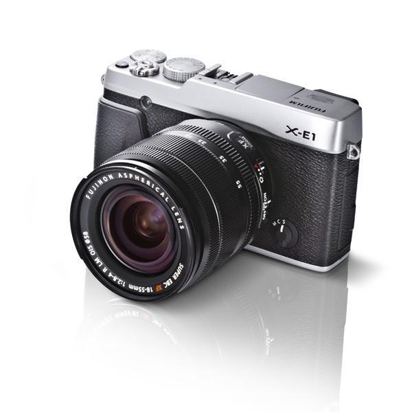 FUJIFILM 富士X-E1 Kit (XF 18-55mm 鏡頭)單眼相機