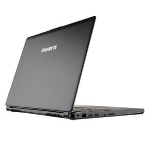 技嘉GIGABYTE P35WV2-PSMF3B30(黑) 筆記型電腦 Core i7-4710HQ/ Full HD 高色域廣視角防反光/GTX 870M D5 6G/背光鍵盤 /DDR3L 16GB/128G m-SSD +1TB 7200 rpm/DVD/ WIN 8.1 **雙碟**