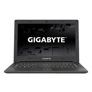 技嘉GIGABYTE Q2452H-B#S4406N0 (黑) 筆記型電腦  Core i5-4200U/GT745 2GB/500GB/D3L 2GB/DVD/ Win8 PRO /3年保