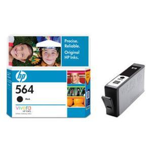 HP CB316WA #564 原廠黑色墨水匣