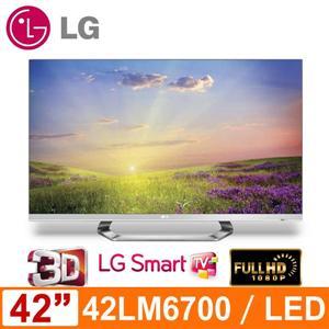 LG 42吋3D Smart TV液晶電視(42LM6700)