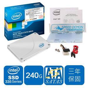 Intel SSD 335系列( Intel335-SSDSC2CT240A4K5 )