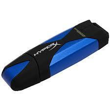 Kingston DataTraveler HyperX 3.0 256GB USB3.0隨身碟 ( DTHX30/256GB )