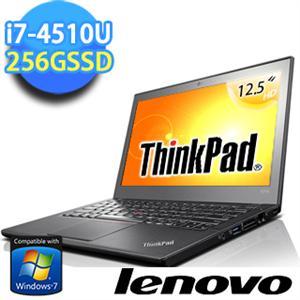 Lenovo ThinkPad X240s 12.5 吋輕薄高效商務筆電(i7-4500U/Win8)