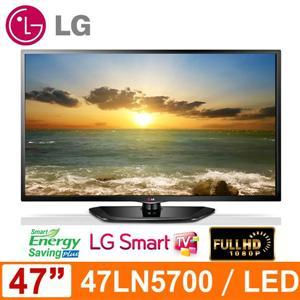 LG 47吋Smart TV LED液晶電視(47LN5700)