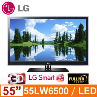 LG 55吋3D Smart LED液晶電視(55LW6500)