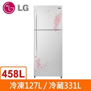 LG樂金458公升雙門電冰箱(GN-L602NP)
