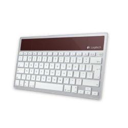 羅技太陽能鍵盤K760