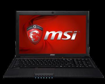 MSI GE60 15.6