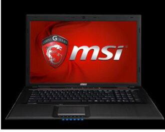 "MSI GE70 15.6"" GG7472H4G1T0DS81M ( GE70 2PL-495TW-GG7472H4G1T0DS81M )   筆記型電腦"