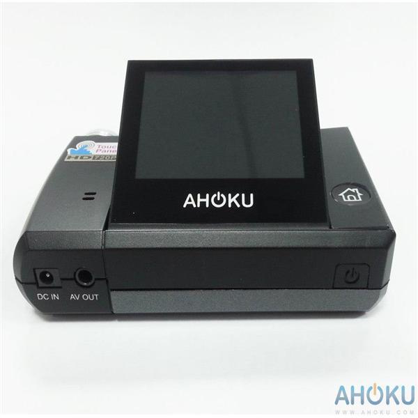 AHOKU 攝手座 觸控式行車影音記錄器