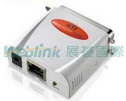 零壹 ZOT P101S 平行埠印表伺服器 (可即時看列印紀錄)