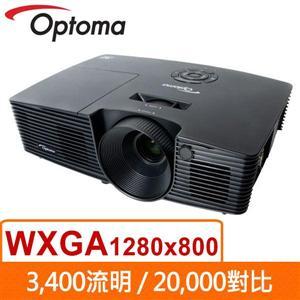 OPTOMA W316 液晶投影機