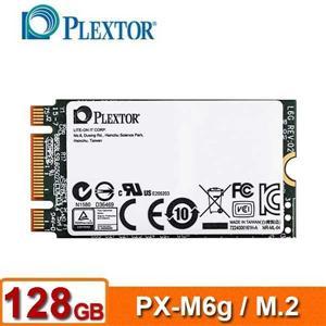 PLEXTOR PX-M6g 128GB M.2 2242 SATA SSD 固態硬碟