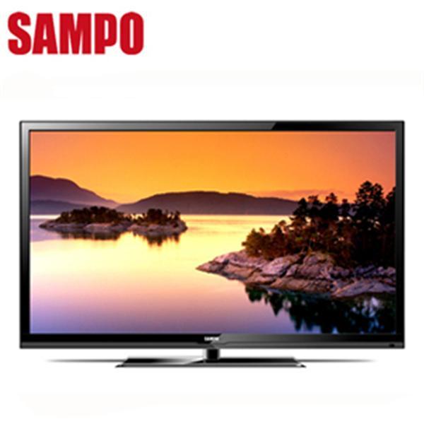 SAMPO 聲寶 55吋 120Hz FHD LED 液晶+視訊盒(EM-55VA15D)