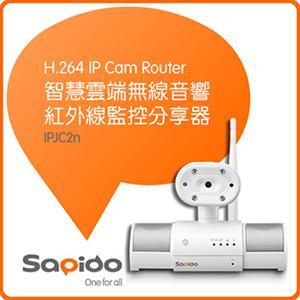 Sapido IPJC2n 智慧雲端無線音響紅外線監控分享器