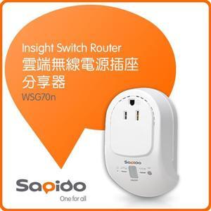 Sapido WSG70n 雲端無線電源插座分享器