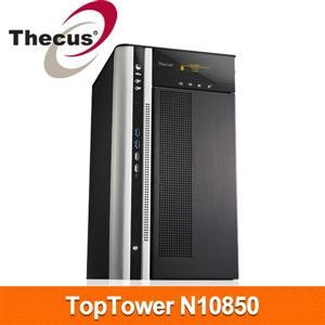 Thecus TopTower N10850 網路儲存伺服器