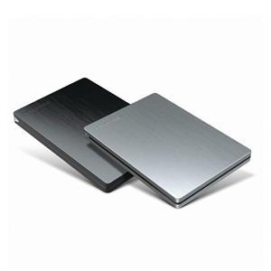 TOSHIBA 2.5吋 1TB CANVIO Slim -II (銀/黑 兩色) 硬碟