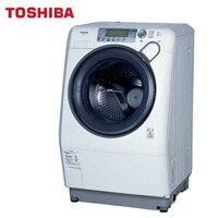 雨季除濕防霉防螨週邊商品推薦TOSHIBA 東芝 9公斤洗脫烘變頻滾筒洗衣機(TW-15VTT)
