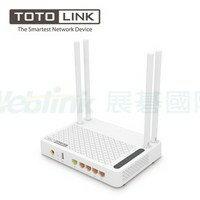 TOTO-LINK A2004NS AC超世代Giga路由器