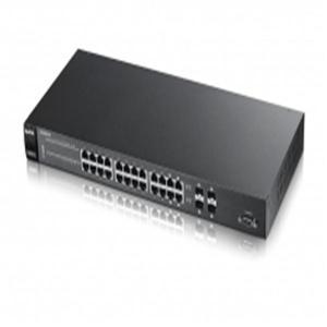 ZyXEL GS1910-24 智慧型網管 giga交換器